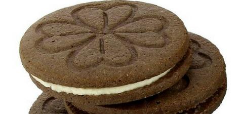 Oreo koekje koolhydraatarm